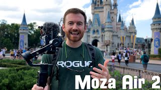 Moza Air 2 Review and Footage - DJI Ronin S Competitor