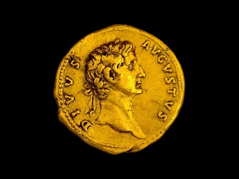 Hiker Finds Ancient Gold Coin In Israel