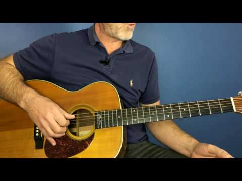 Something Stupid Pt 2 - Guitar lesson by Joe Murphy