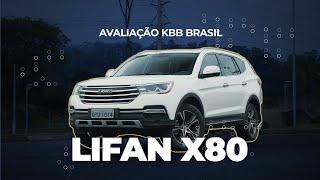 Família grande? No X80 cabem 7 adultos e o preço surpreende | Lifan X80 | Avaliação KBB