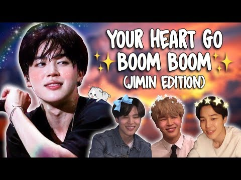 a video of jimin to make your heart go boom boom
