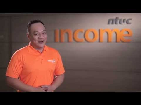 "NTUC Income Motor Insurance ""Orange Force"""