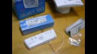 Блок управления вытяжными вентиляторами Вентс БУ-1-60 обзор от интернет-магазина Alantek.com.ua(, 2013-12-30T15:06:15.000Z)