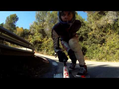 RD Downhill Division - New Lands Travel Video