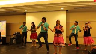 MST HOLI 2015 Dance performance