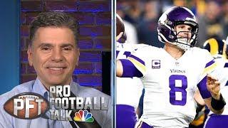 Early NFC Playoff Picks | Pro Football Talk | NBC Sports