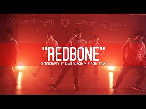"Childish Gambino ""Redbone"" | Choreography by Charles Nguyen & Tony Tran"