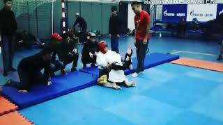 Первенство города Ош,чемпионат по рукопашному бою среди юниоров.
