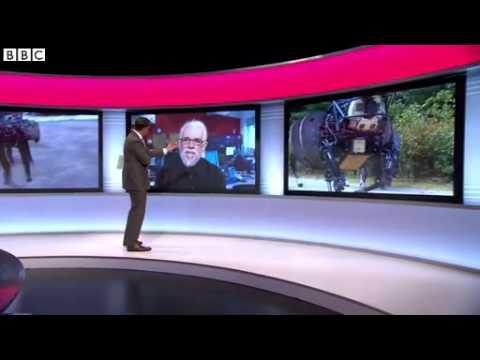 BBC News   Google acquires military robot maker Boston Dynamics 2