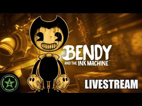 Bendy and the Ink Machine - LIVESTREAM - Bendy and the Ink Machine - LIVESTREAM