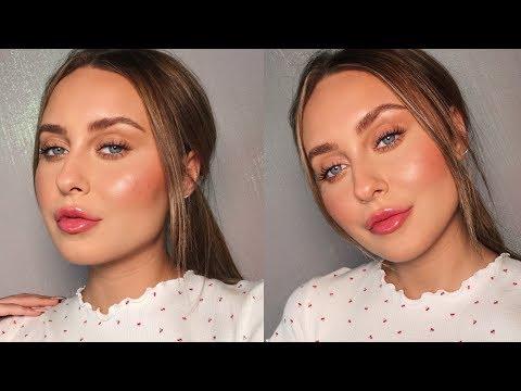 My NO FOUNDATION Makeup Routine | Summer Skin thumbnail