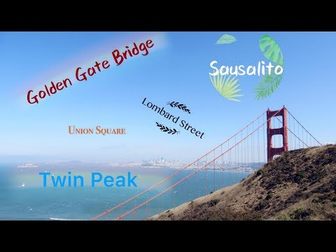 Travel with ZZ | A trip to San Francisco
