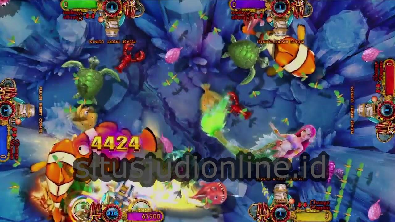 Judi Tembak Ikan Deposit Pulsa Youtube