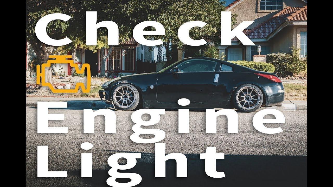 How To Read Your 350z Check Engine Light Without A Code Scanner