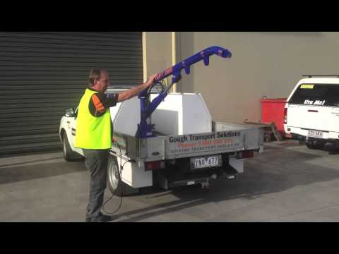 hqdefault electric hydraulic mobile crane on wiring diagram trailer
