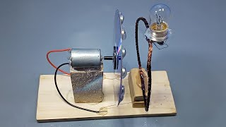 Powerful Free Energy Generator Using Neodymium Magnet and Copper Wire