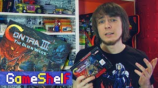 Contra III: The Alien Wars - GameShelf #24