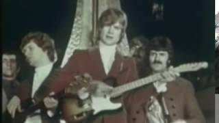 The Moody Blues - Nights In White Satin(One of the first official videos from