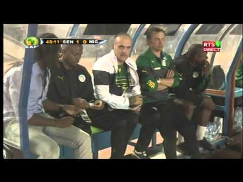 Match Senegal vs Niger du samedi 26 mars 2016