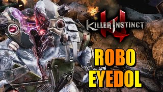 ROBO EYEDOL: Ranked - Killer Instinct S3 Matches