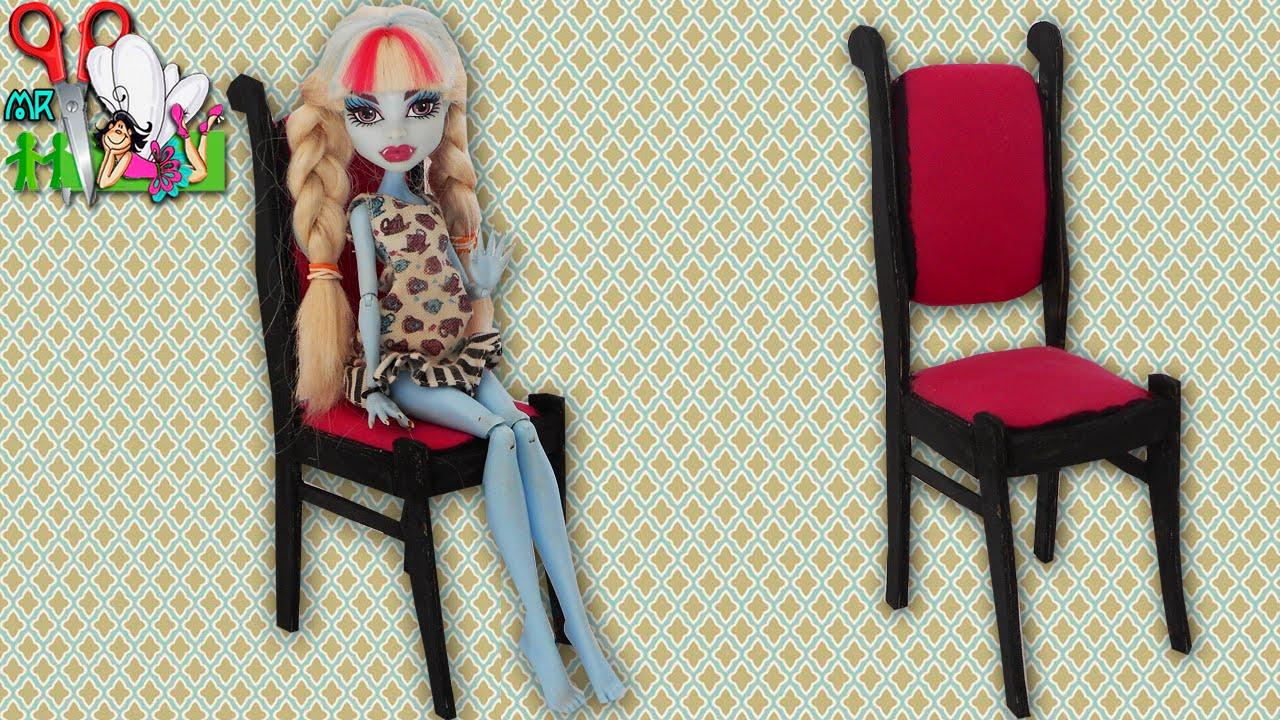Сделать кукле барби мебель своими руками фото 936