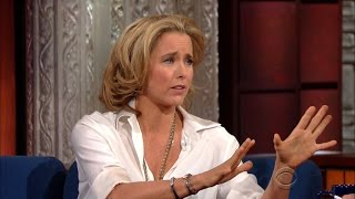 Téa Leoni Explains How Teenagers Are Like Vladimir Putin