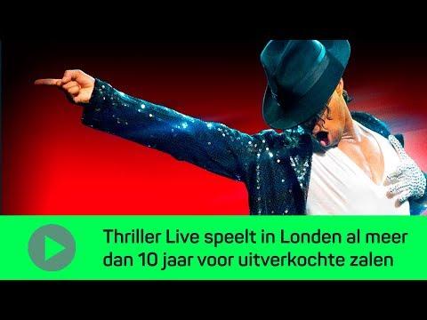 Thriller Live op 19 en 20 oktober in Capitole Gent