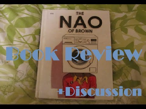 The Nao of Brown | Book Review