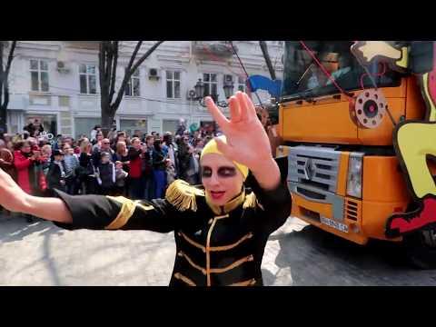 "Парад ""ЮМОРИНА 2019""/Одесса, 1 апреля"