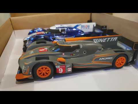Scalextric Digital C1404 Unboxing Video