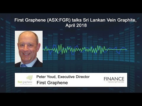 First Graphene (ASX:FGR) Talks Sri Lankan Vein Graphite