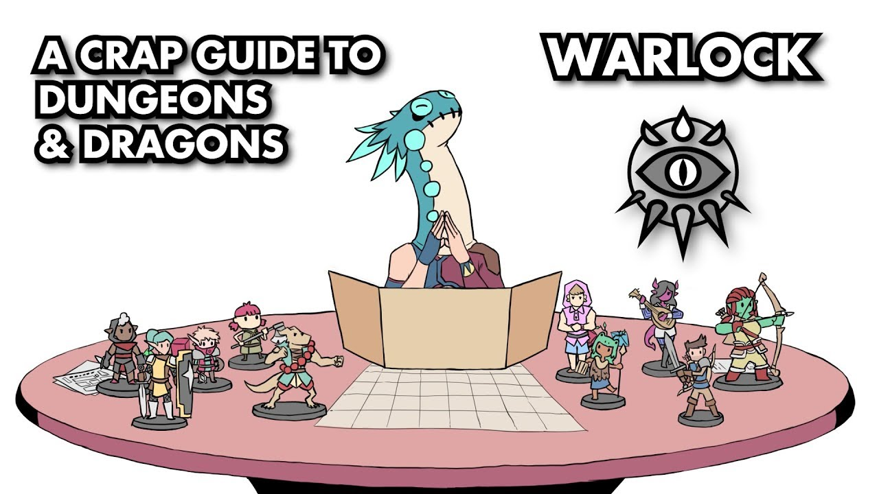 A Crap Guide to D&D [5th Edition] - Warlock
