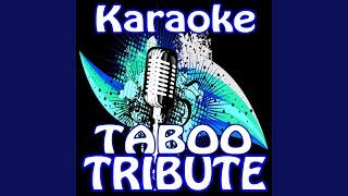 Taboo (Karaoke)