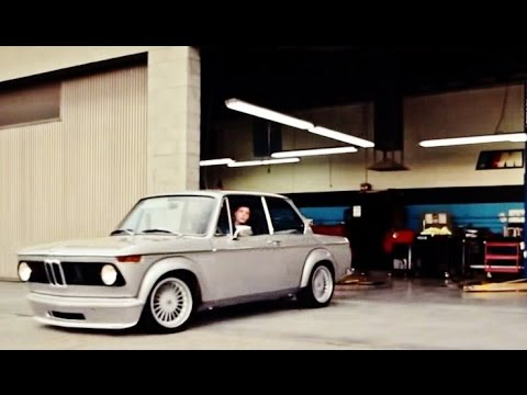 BMW 2002- 'M2'- M3 E30 S14 Engine Conversion Project - YouTube