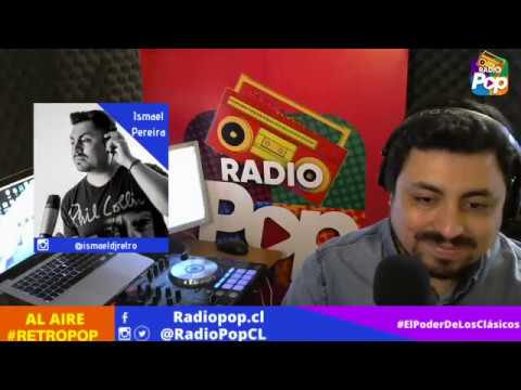RetroPop con Ismael Pereira Calderón, Miércoles 01 de Abril 2020