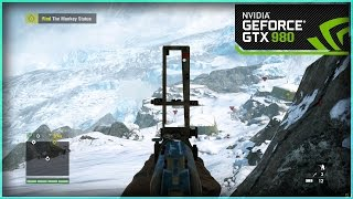 Far Cry 4 - GTX 980 Benchmark