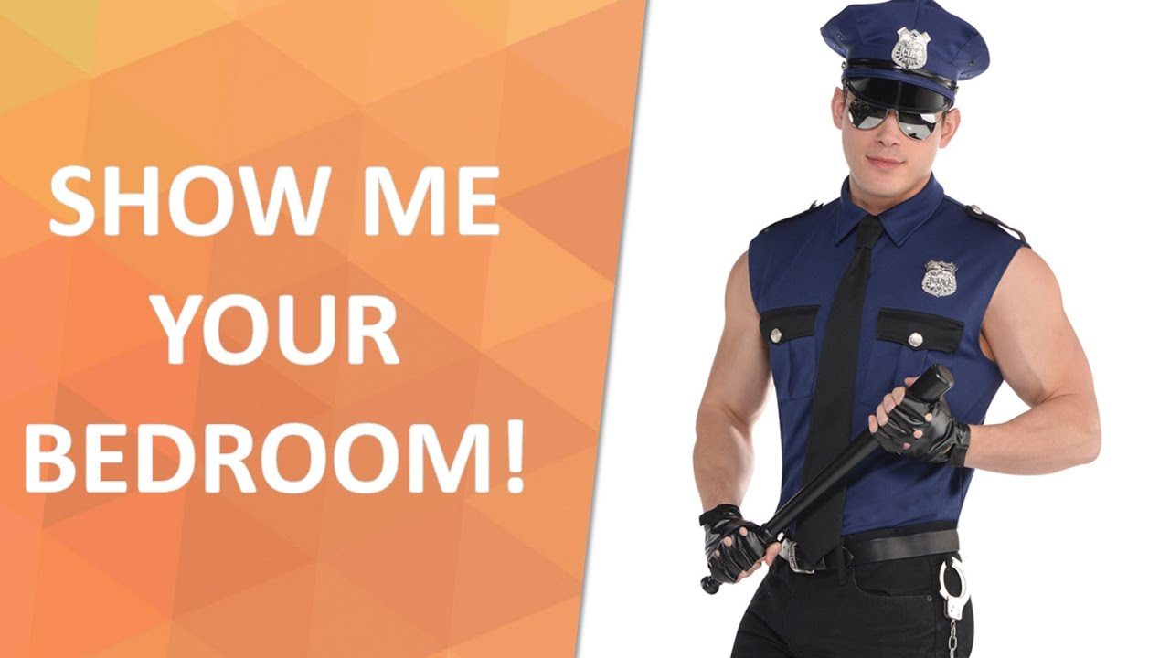 Policeman asks me to show my bedroom! Creepy encounters with the police!