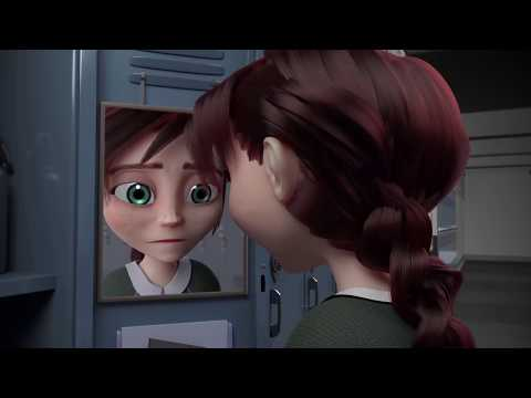 Blackpink Jennie - Solo ( Cartoon Music Video )