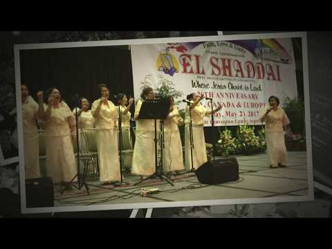 El Shaddai - Seattle Part-1 26th Anniversary Discipleship Dinner