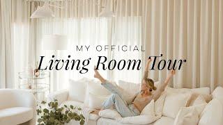 Living Room Tour! / Hannah Godwin