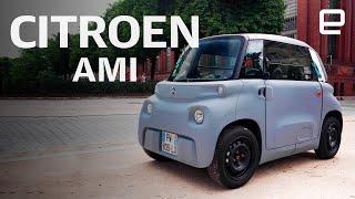 Citroen Ami: An adorable ultra-compact EV