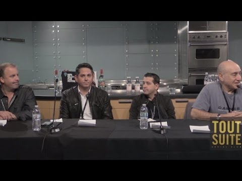 ToutSuite LIVE - Finalists Pitch Films to Weinstein Company Live at NVFF 2014