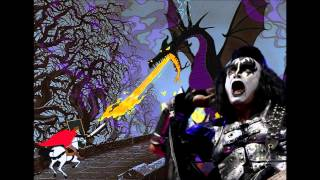 Watch Gene Simmons When You Wish Upon A Star video