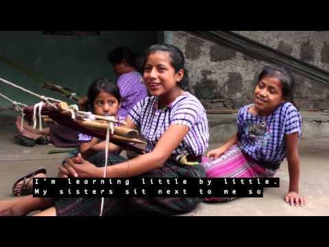 Maya Women Weaving with the Cojolya Association