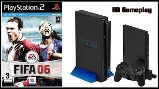 FIFA 06 (PS2)(2005) Intro + Gameplay (HD) Liverpool V Spurs