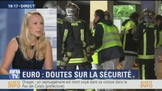 Marion Maréchal Le Pen invitée de BFM TV le 07 06 2016 dans BFM Story