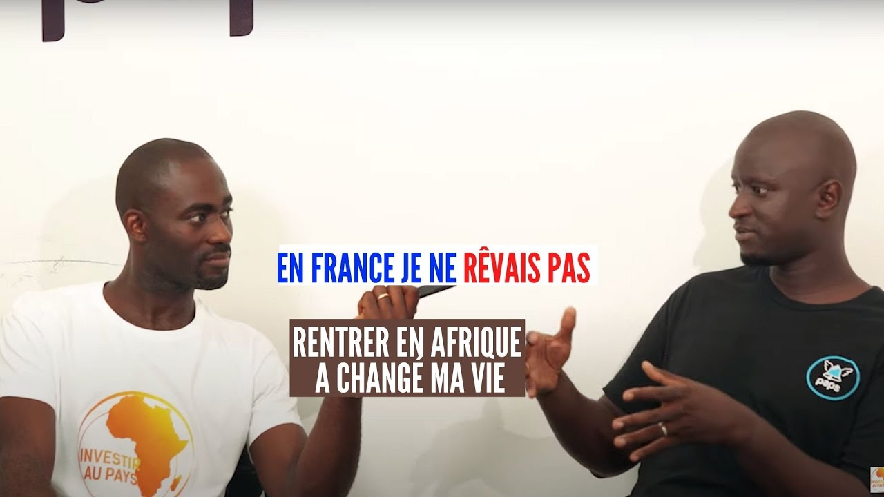 Bamba Lo: Il a tout plaqué en France pour réussir en Afrique