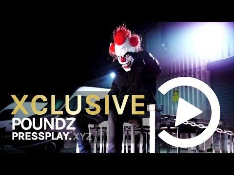 Poundz - The End #sRun (Music Video)