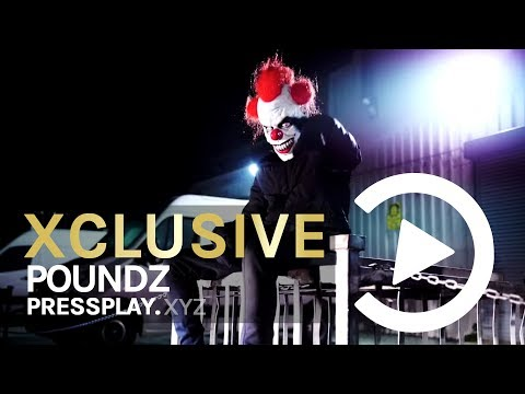 Poundz - The End #sRun (Music Video)