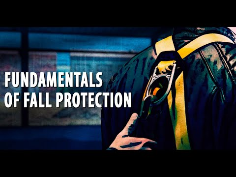 Fundamentals Of Fall Protection - Full Length Training Course